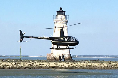 Savannah helicopter tour specials offered by Southeast Helicopter
